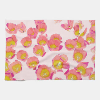 Flower Therapy Hand Towel