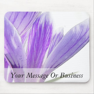 Flower Time - Spring Crocus! Mouse Pad