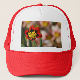 Flower to be cherished trucker hat