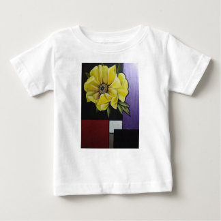 FLOWER To CUADROS_result Baby T-Shirt
