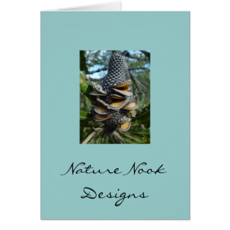 Flower to Release Seeds Stationery Note Card