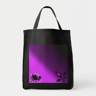 flower tote canvas bags