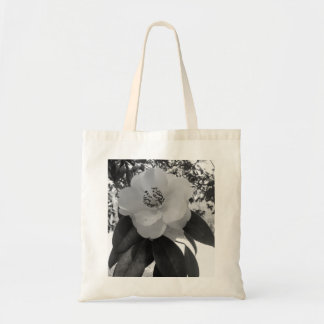 Flower Tote Budget Tote Bag