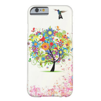 Flower Tree Barely There iPhone 6 Case