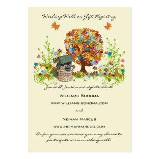 Wedding Gift List Website : 309+ Wedding Website Insert Business Cards and Wedding Website Insert ...