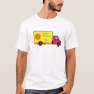 Flower-Truck T-Shirt