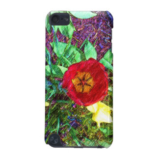 Flower Tulip drawing iPod Touch (5th Generation) Cover