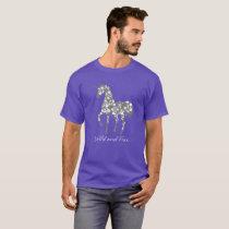 Flower Unicorn T-Shirt