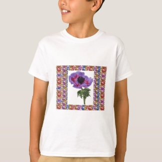 Flower Unique and Jewel Pattern Elegant gifts T-Shirt