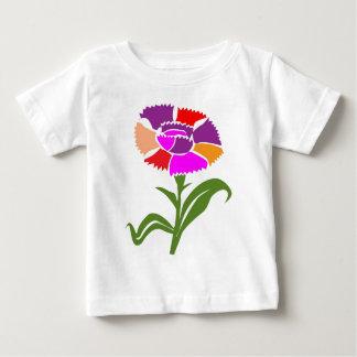 FLOWER : Unusual  Color Scheme T-shirt