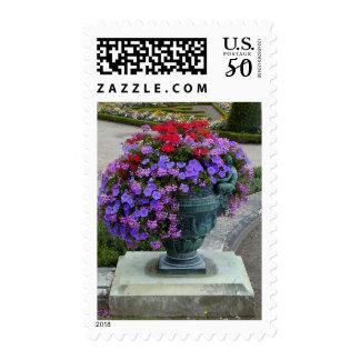 Flower Urn Postage