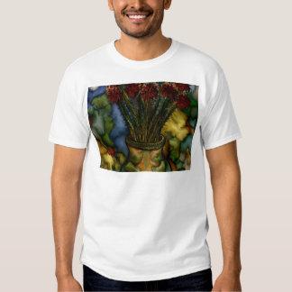 Flower Vase by rafi talby Tee Shirt