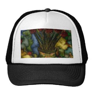Flower Vase by rafi talby Trucker Hat