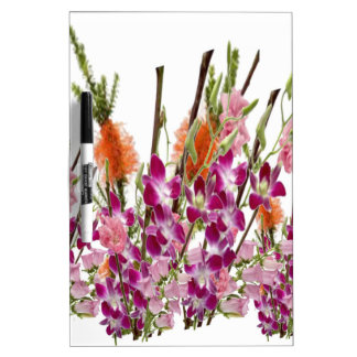 Flower VERCORDIA Show Dry-Erase Boards