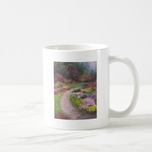 Flower Walk Mugs