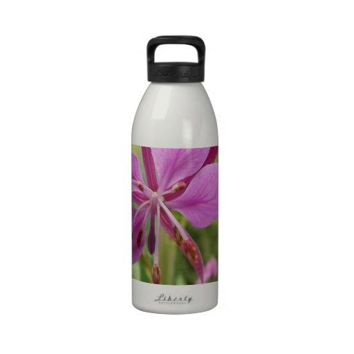 flower drinking bottles