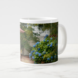 Flower - Westfield, NJ - Private paradise Giant Coffee Mug
