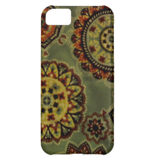 Flower wheels iPhone 5C cover