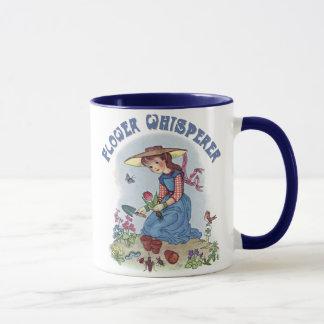 Flower Whisperer Mug