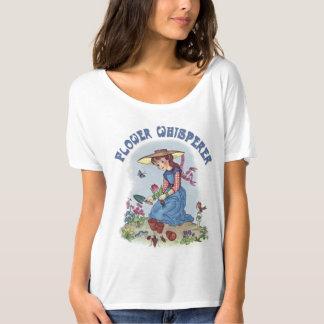 Flower Whisperer T-Shirt