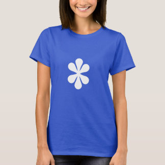Flower white T-Shirt