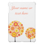 - Flower Wishing Tree Orange iPad Mini Covers