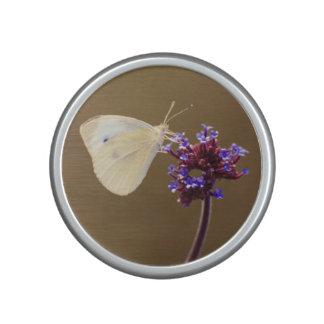 Flower with Butterfly Bluetooth Speaker