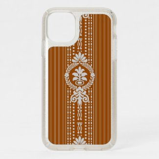Flower with laurel wreath speck iPhone 11 case