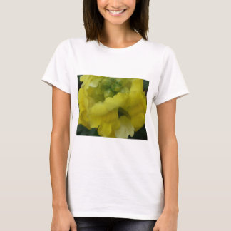 flower,yellow snapdragon T-Shirt