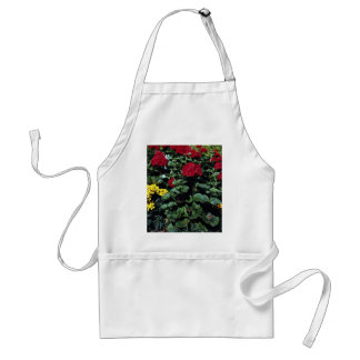Flowerbed Aprons
