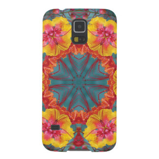 flowerberry V2 Cases For Galaxy S5