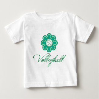 Flowerboom Volleyball Baby T-Shirt