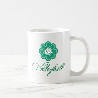 Flowerboom Volleyball Coffee Mug