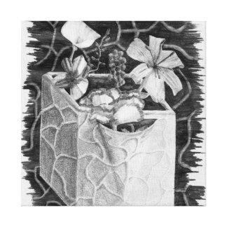 Flowerbox Canvas Print