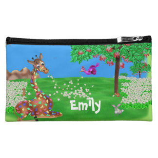 Flowerchain by The Happy Juul Company Makeup Bag