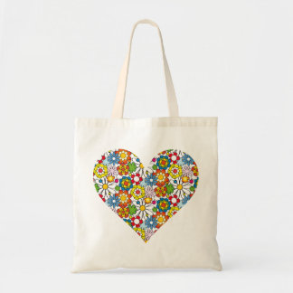 Flowerchild Tote Bag