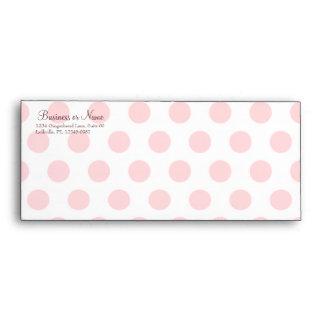 Flowered Cupcake #10 Business Envelope