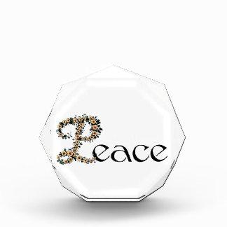 Flowered Peace Awards
