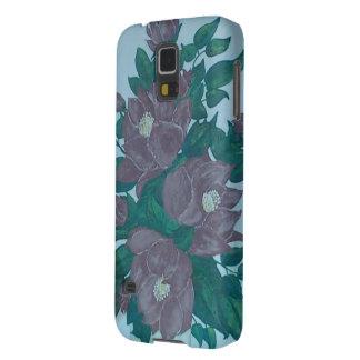 Flowered Samsung Galaxy S5 Galaxy S5 Case