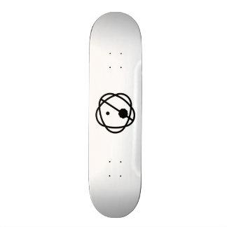 'FlowerFace Bandit' Skateboard