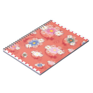 Flowergirl note book