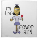 Flowergirl Printed Napkins