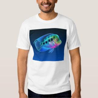 Flowerhorn Cichlid Fish T-Shirt