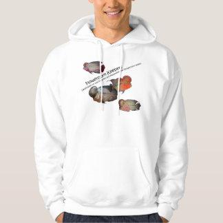 flowerhorn hookied hoodie