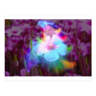 FlowerImplosion 2 Postcard