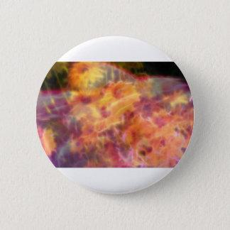 FlowerImplosion 3 Pinback Button