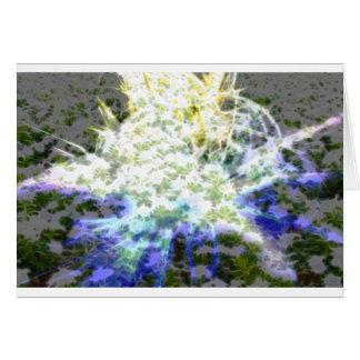 FlowerImplosion 4 Card