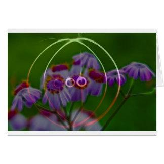FlowerImplosion 5 Card