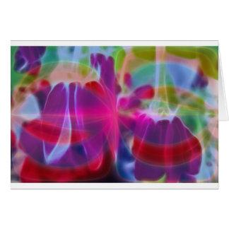 FlowerImplosion 7 Card