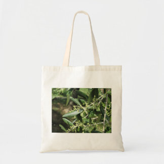 Flowering and fruit set in olive Oleaceae family Tote Bag